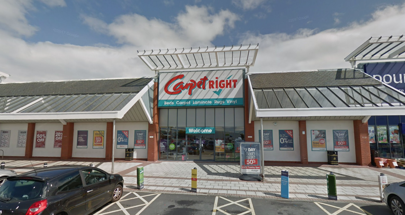 Another retail blow as carpet shop set to close