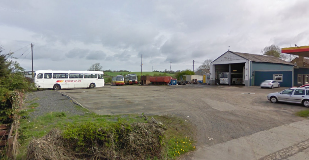 Dalmellington man stole from Keenan of Ayr buses