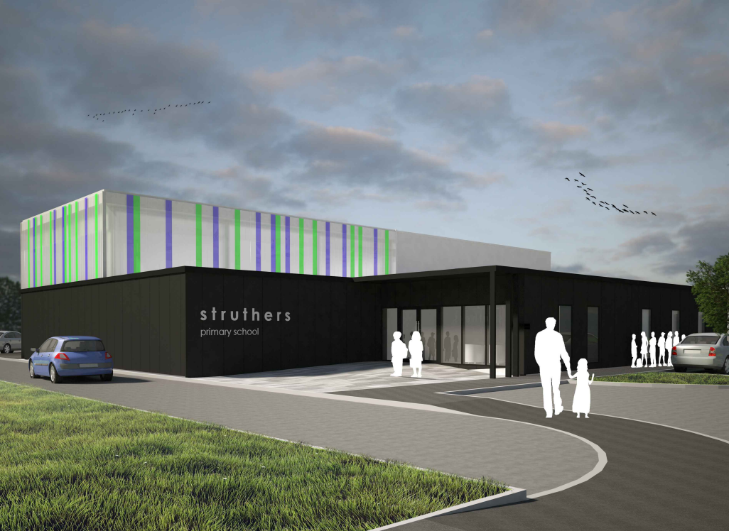 Green light for Struther's extension despite objections