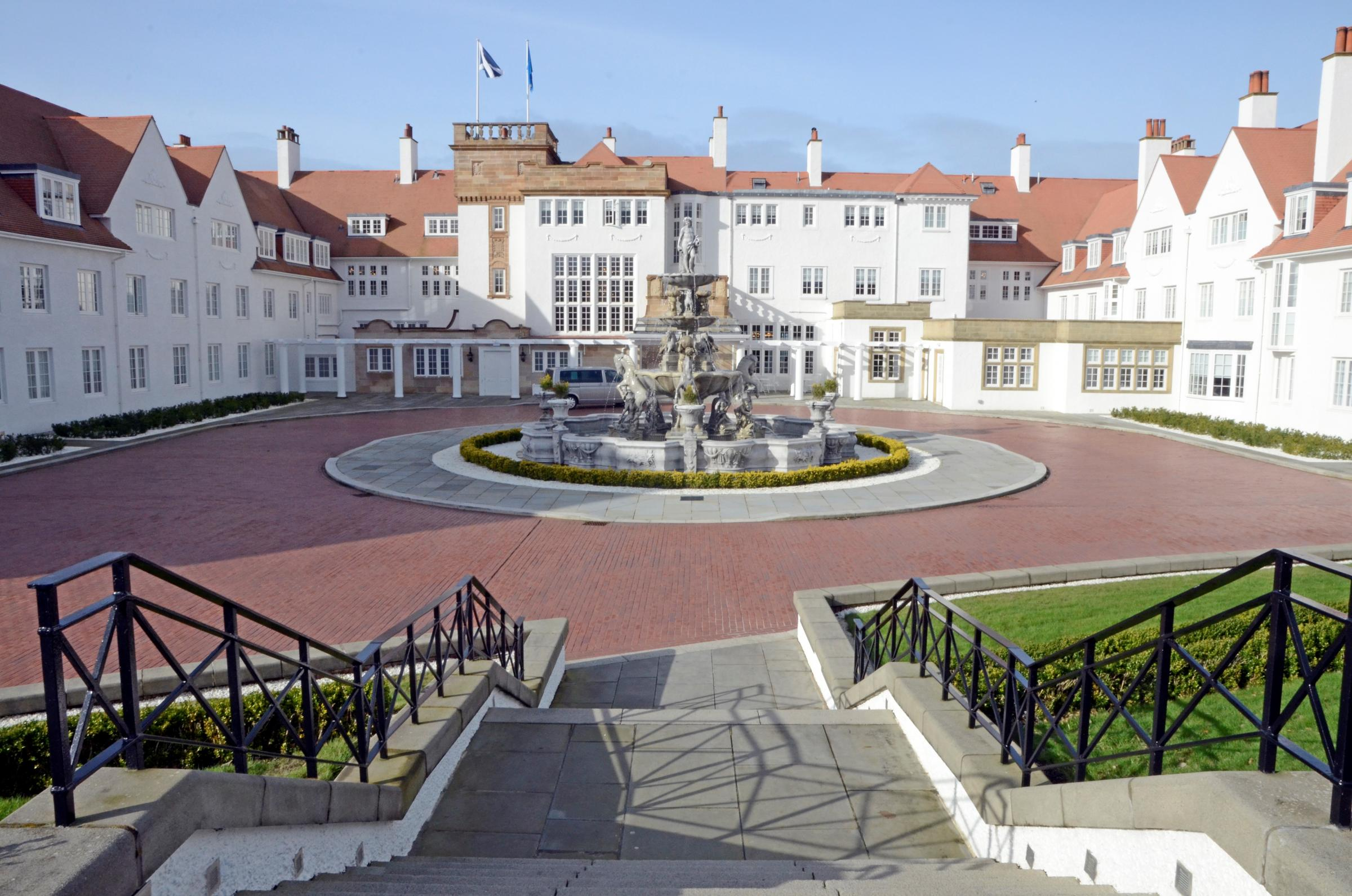 Turnberry named top hotel