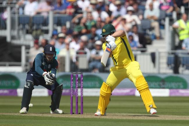 Aaron Finch is hoping Australia can overturn England at Lord's - having lost ten of their last 11 ODIs against the Cricket World Cup hosts