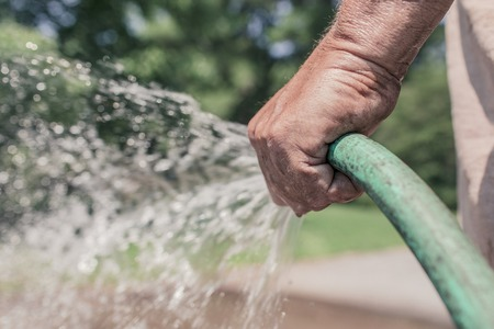 Customers to use water 'wisely' due to hot weather