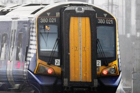 Ayr train brought to a halt after aggressive passenger pulls emergency lever