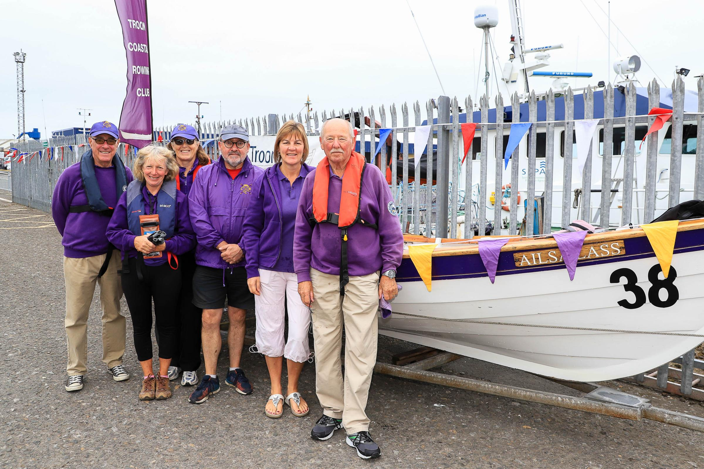 Lifeboat open day's success