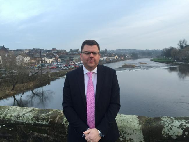 Call for investment in South Ayrshire roads