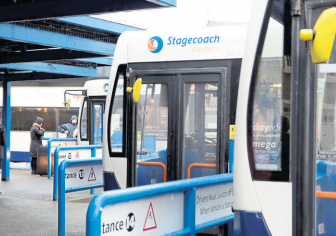 Timetable changes to effect 10 bus services