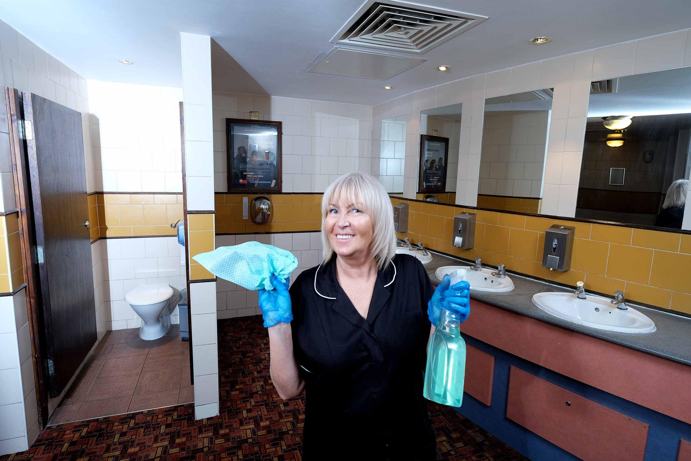 Ayr pub wins toilet award