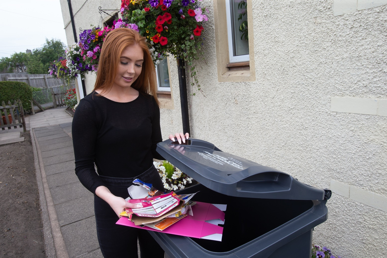 Recycling campaign starts biggest phase in South Ayrshire