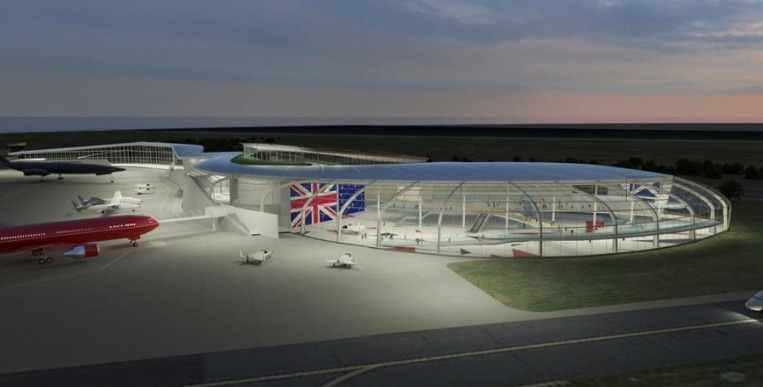 Prestwick Spaceport is one of the key projects for AGD