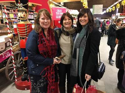 Dobbies get ready for ladies Christmas event