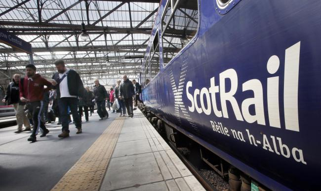 Sunday service trains from Ayr to Glasgow Central off due to track repairs