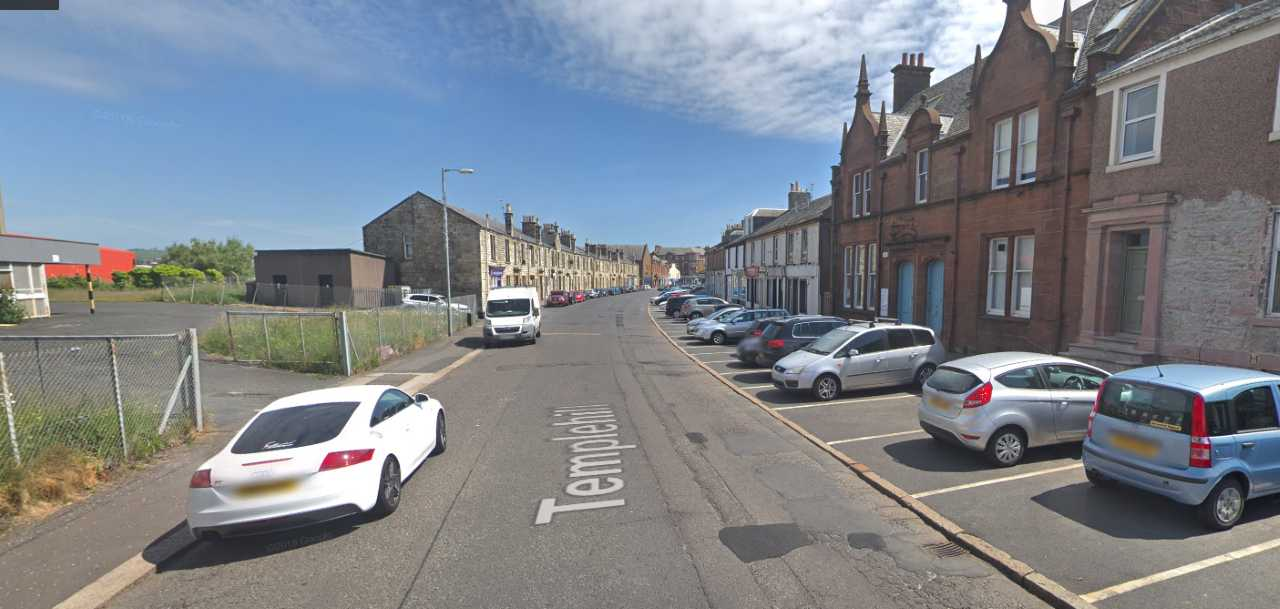 Appeal for witnesses after robbery at Templehill
