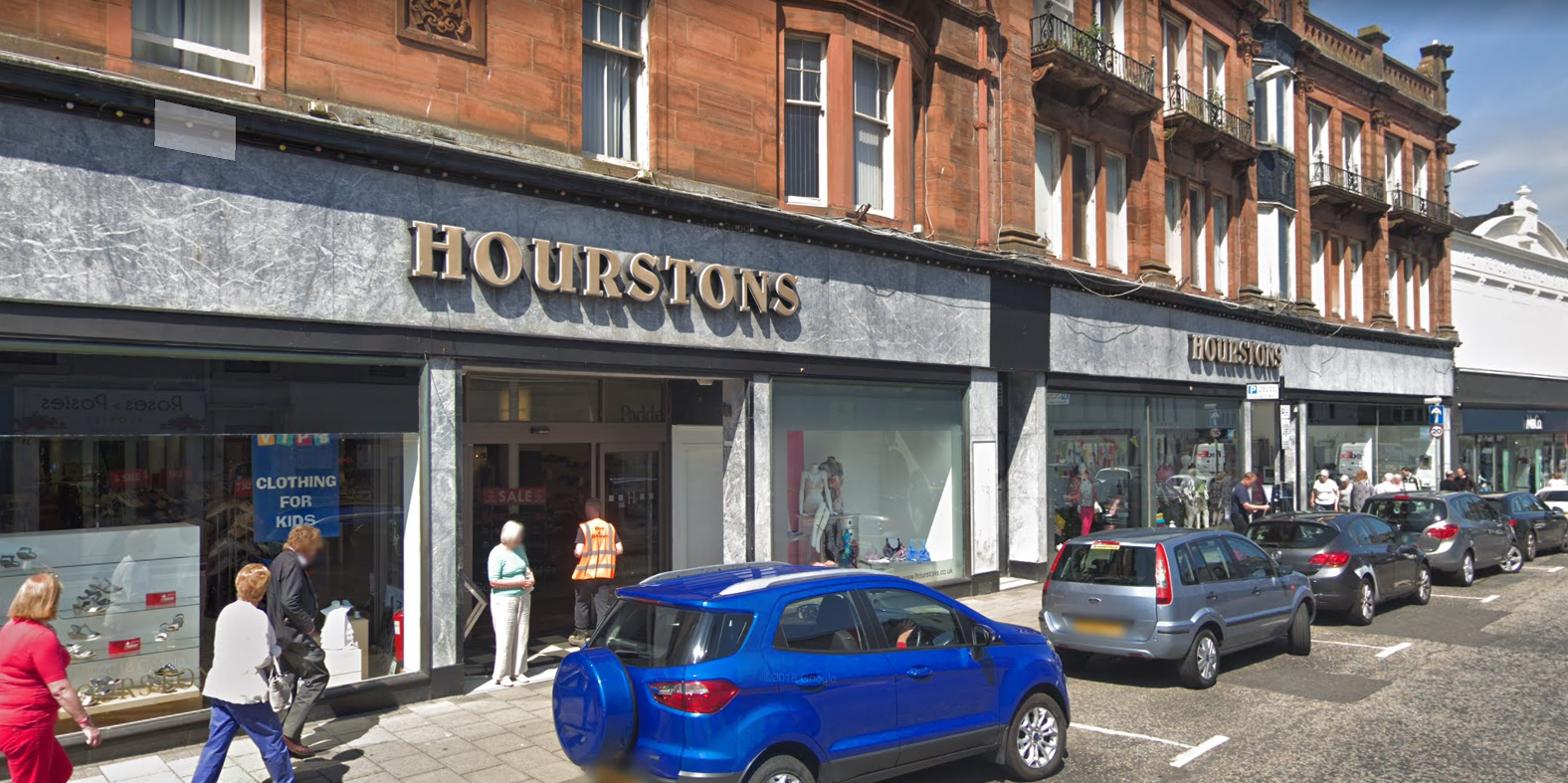 Mass job loss in Ayr as historic store announces closure