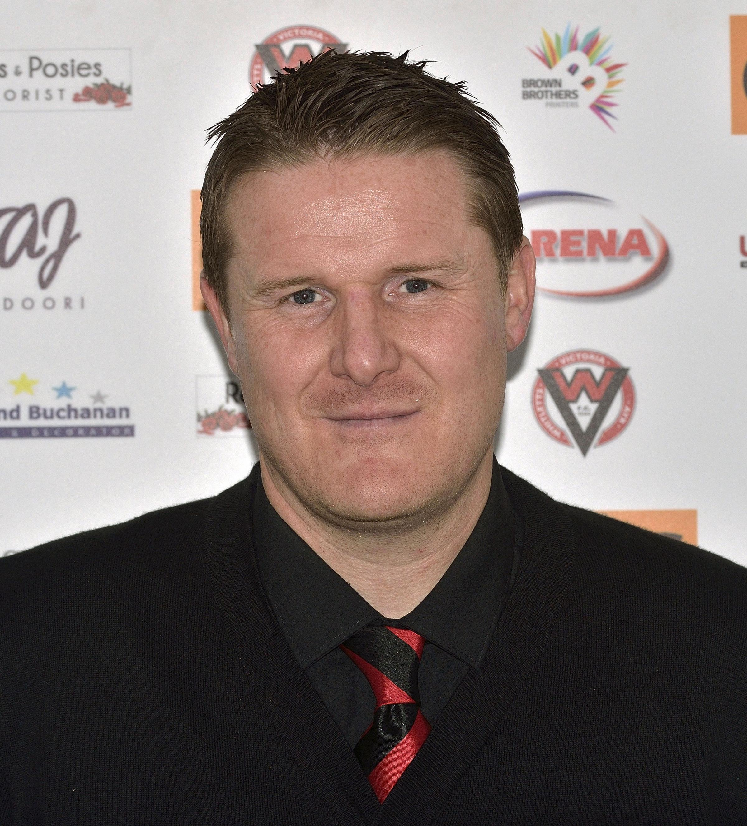 MOVING ON: Whitletts Vics boss George Grierson stepped down on Saturday.