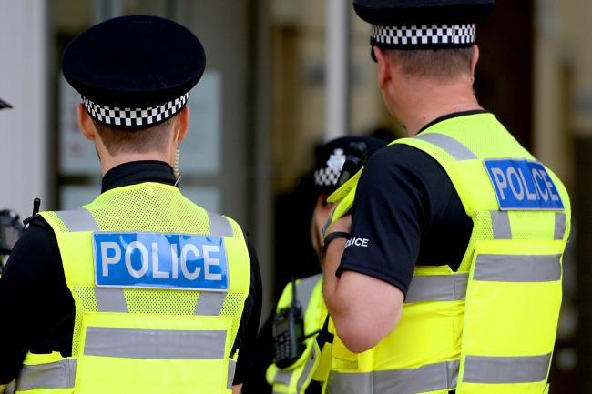 An Ayr man has been charged after police drugs bust