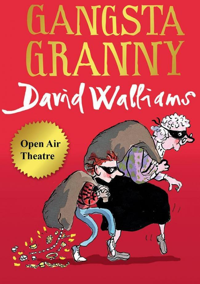 OUTDOOR SHOW: Gangsta Granny is at Culzean.