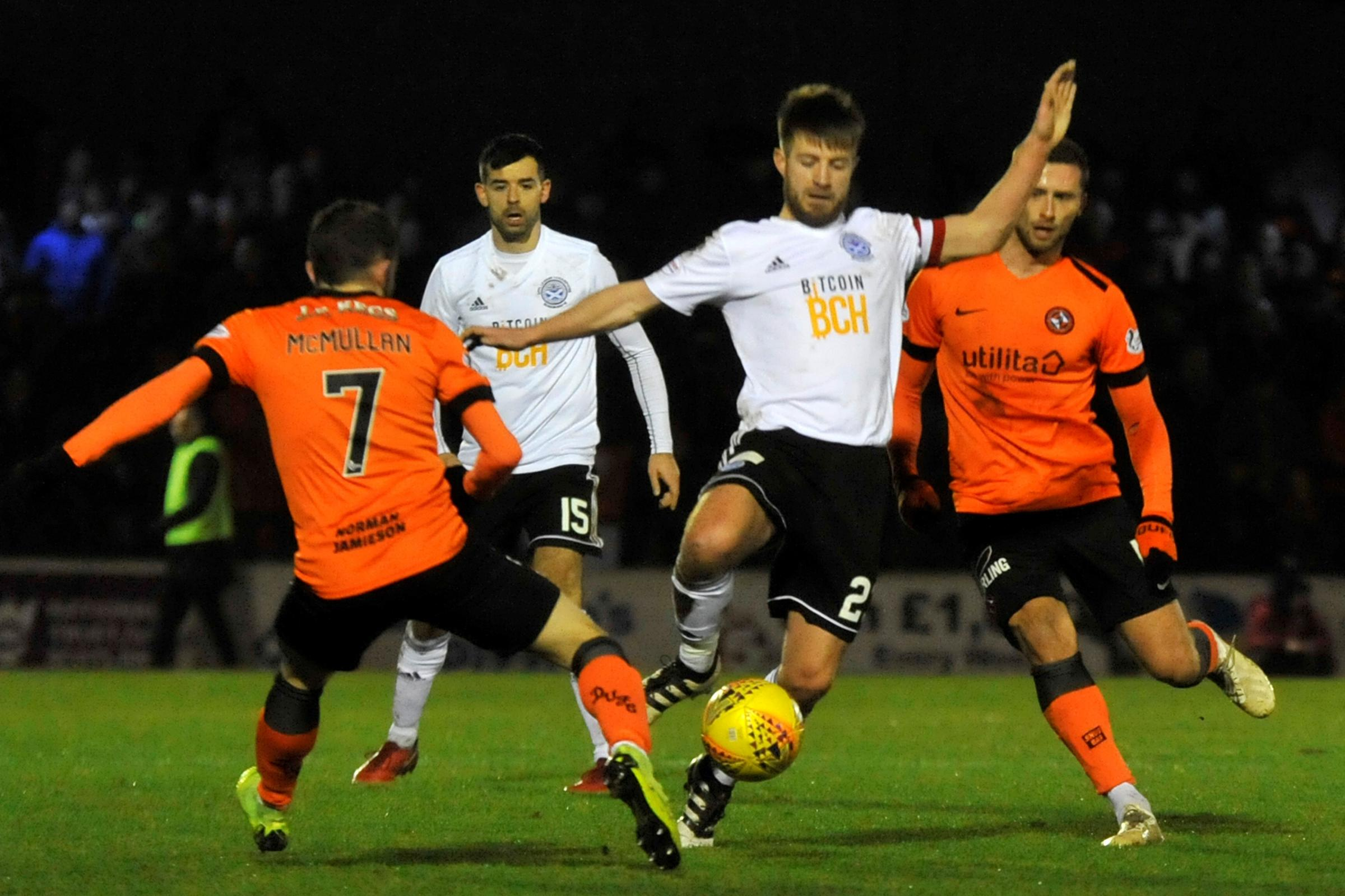 Ayr United game goes ahead