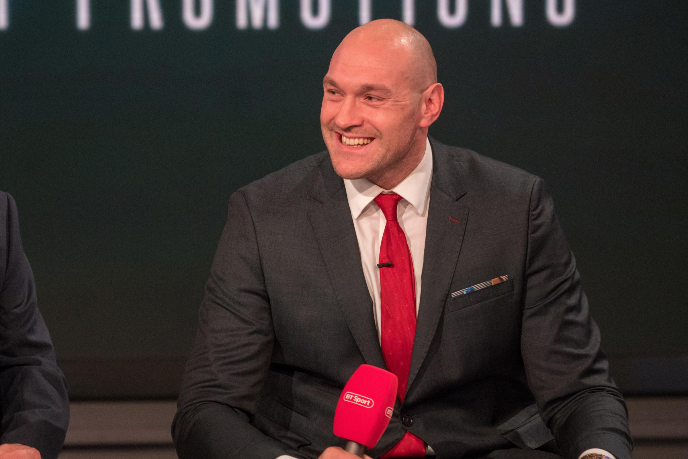Tyson Fury is set to face Tom Schwarz