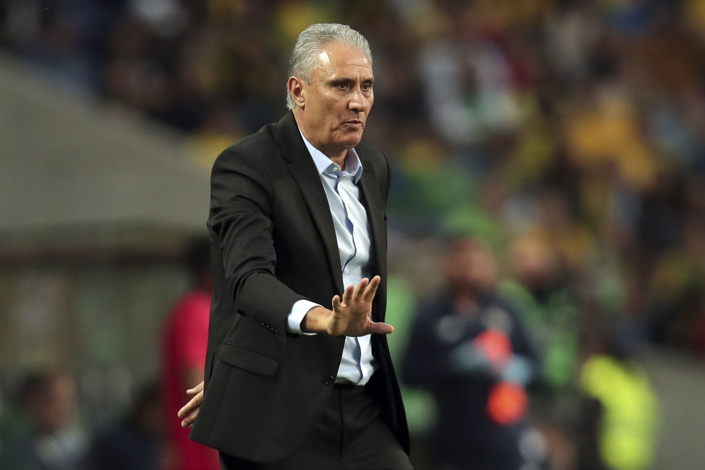 Tite saw his side held