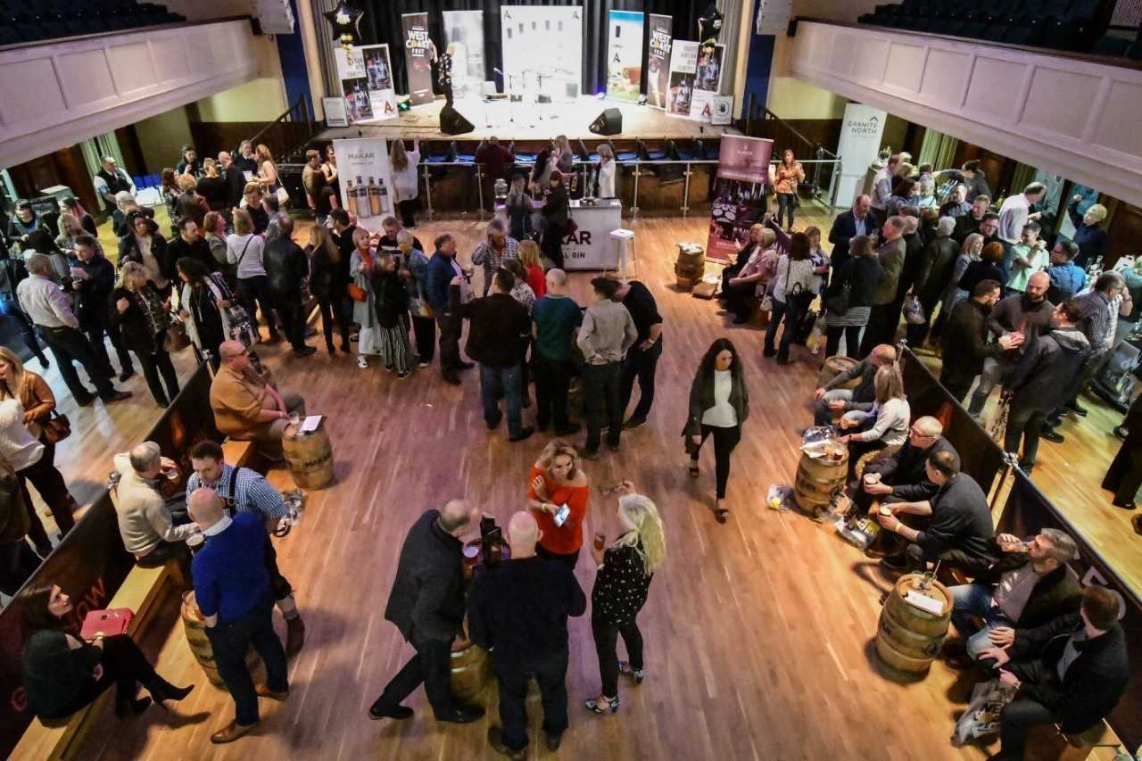 Successful gin festival returns to Troon