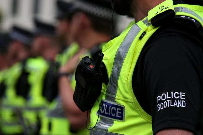Two men arrested for alleged assault in Prestwick