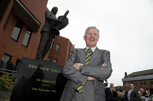 Local tributes pour in for Celtic legend Billy McNeill
