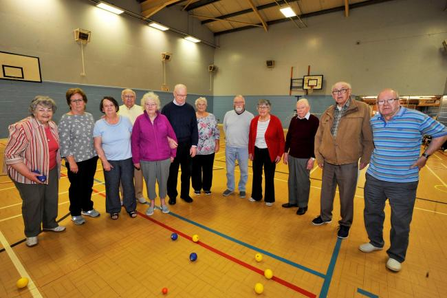 Good Companions group threatened with being thrown out if Dundonald Gymnastics group take over Muirhead Activity Centre ..