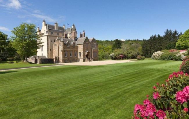 Inside the stunning Maybole Castle fit for royalty up for sale at £4m