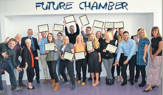 Ayrshire chamber brings on 16 new businesses