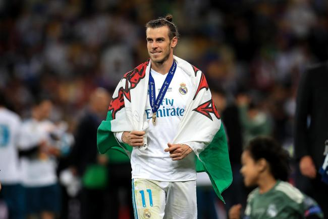 Gareth Bale's time at Real Madrid appears to be up