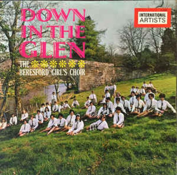 Ayr Advertiser: Down in the Glen album cover