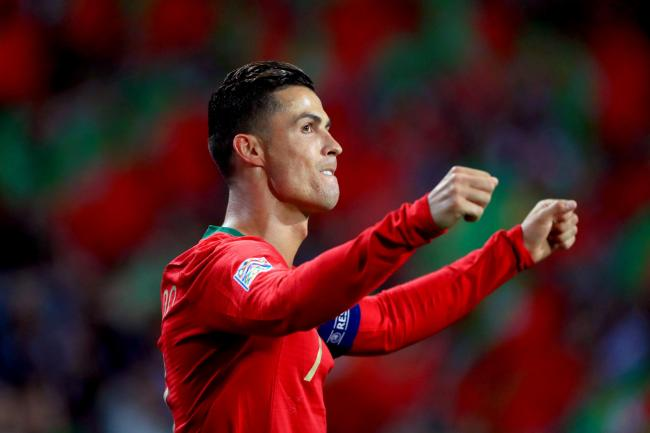 Cristiano Ronaldo has scored some wonderful goals for Portugal and he is just two away from making it 100 for his country.