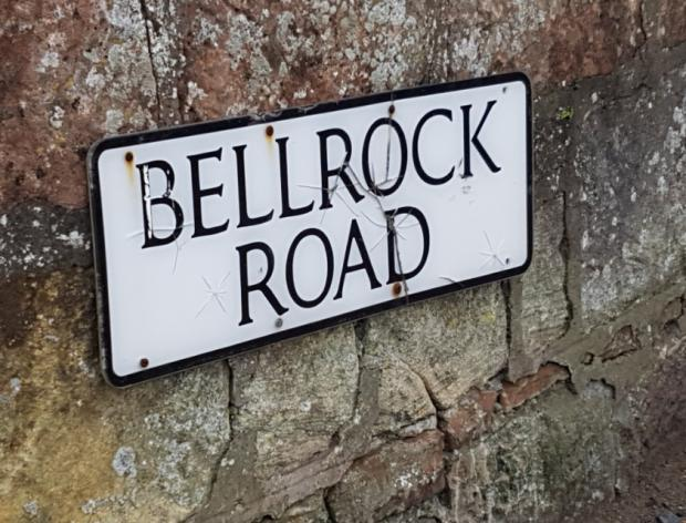 Ayr Advertiser: The problem is rife on Bellrock Road