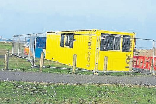 Anger over Barassie toilet delay