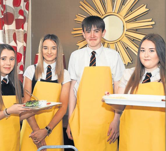 Schools cooking competition reaches an exciting conclusion at Somerset Park
